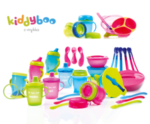 Kiddyboo servies